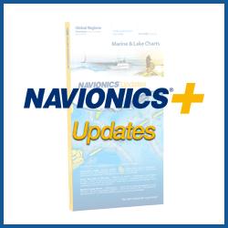 Navionics Update-Karte