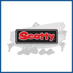 Scotty Kayak-Zubehör