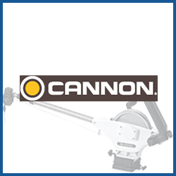 Cannon manuelle Downrigger