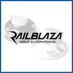 Railblaza Montagebasen