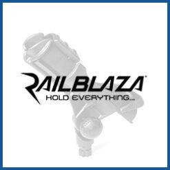 Railblaza Rutenhalter