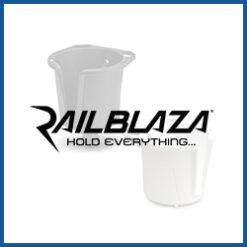Railblaza Staubehälter