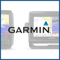 Garmin Sonar-Systeme