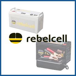 RebelCell Lithium Akkus