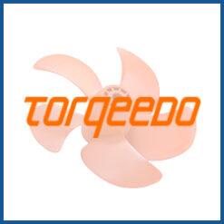 Torqeedo Propeller & Finnen