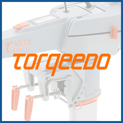 Torqeedo Boots-Elektromotoren
