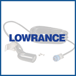 Lowrance Traditionelle 2D-Geber