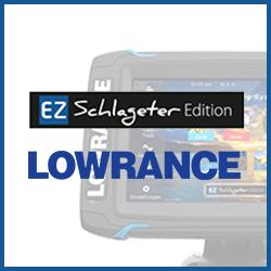 Lowrance EZ-Schlageter-Edition