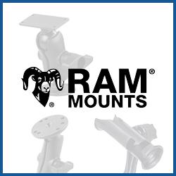 Ram Mounts Komplettprogramm