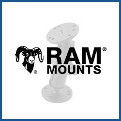 RAM Mounts Echolot-Halterungen Größe B