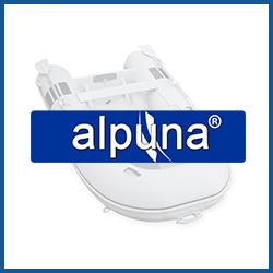 Alpuna SeaRover Aluminium RIBs