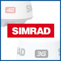 Simrad Radar