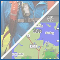 GPS-Handgeräte / TOPO Karten