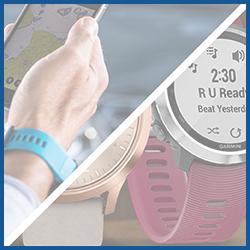 Marineuhren / Smartwatches / Fitness-Tracker