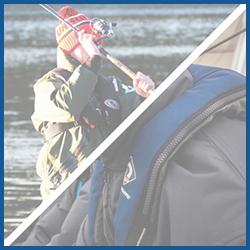 Bekleidung für Angler