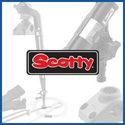 Scotty Gerätehalter