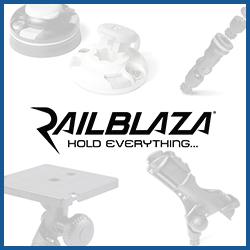 Railblaza Haltesysteme