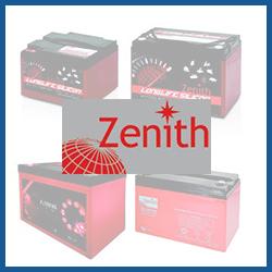 Zenith AGM Akkus