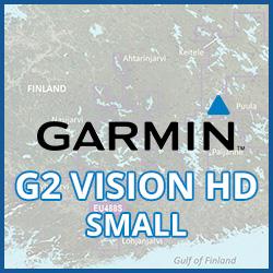 BlueChart G2 Vision HD Small