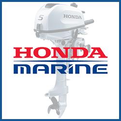 Honda BF 5 Außenbordmotor