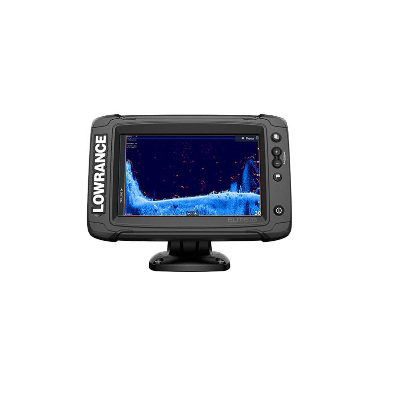 Lowrance Elite 7 Ti2 mit HDI Geber Echolot GPS Kombigerät