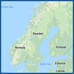 BlueChart g3 HD - Region Schweden