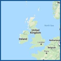 BlueChart g3 HD - Region Großbritannien & Irland