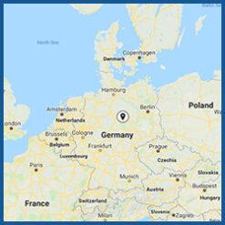 BlueChart g3 Vision HD - Region Deutschland