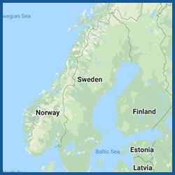 BlueChart g3 Vision HD - Region Schweden