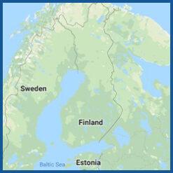 BlueChart g3 Vision HD - Region Finnland