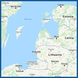 BlueChart g3 Vision HD - Region Baltisches Meer