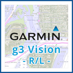 BlueChart g3 Vision HD Regular/Large