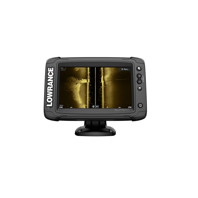 Lowrance Hook2 5 HDI SplitShot Echolot Fischfinder GPS Kartenplotter Kombigerät