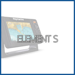 Raymarine Element S Navigationsdisplays