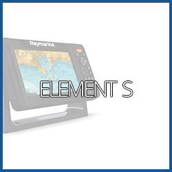Raymarine Element S Navigationsdisplays