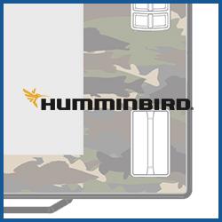 Humminbird Dekorrahmen