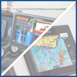 Echolote, Fischfinder & GPS