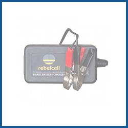 Ladegeräte für Echolot-Akkus