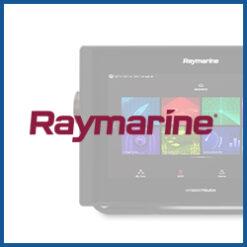 Raymarine Sonar-Systeme