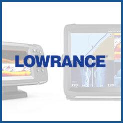Lowrance Echolote