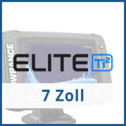Lowrance Elite Ti2 - 7 Zoll