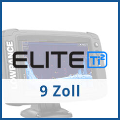 Lowrance Elite Ti2 - 9 Zoll