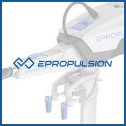 ePropulsion Boots-Elektromotoren