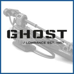 Lowrance Ghost Boots-Elektromotor