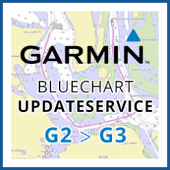 Garmin BlueChart Update Service