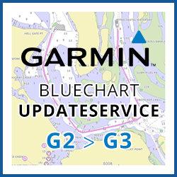 Garmin BlueChart Update Service