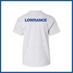 Lowrance Bekleidung