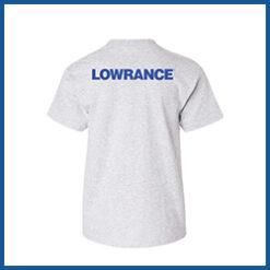 Lowrance Fan-Bekleidung