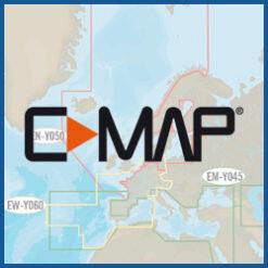C-MAP MAX-N+ - Continental