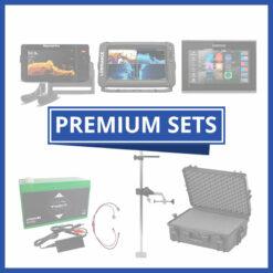 Komplett Portable Echolot-Sets